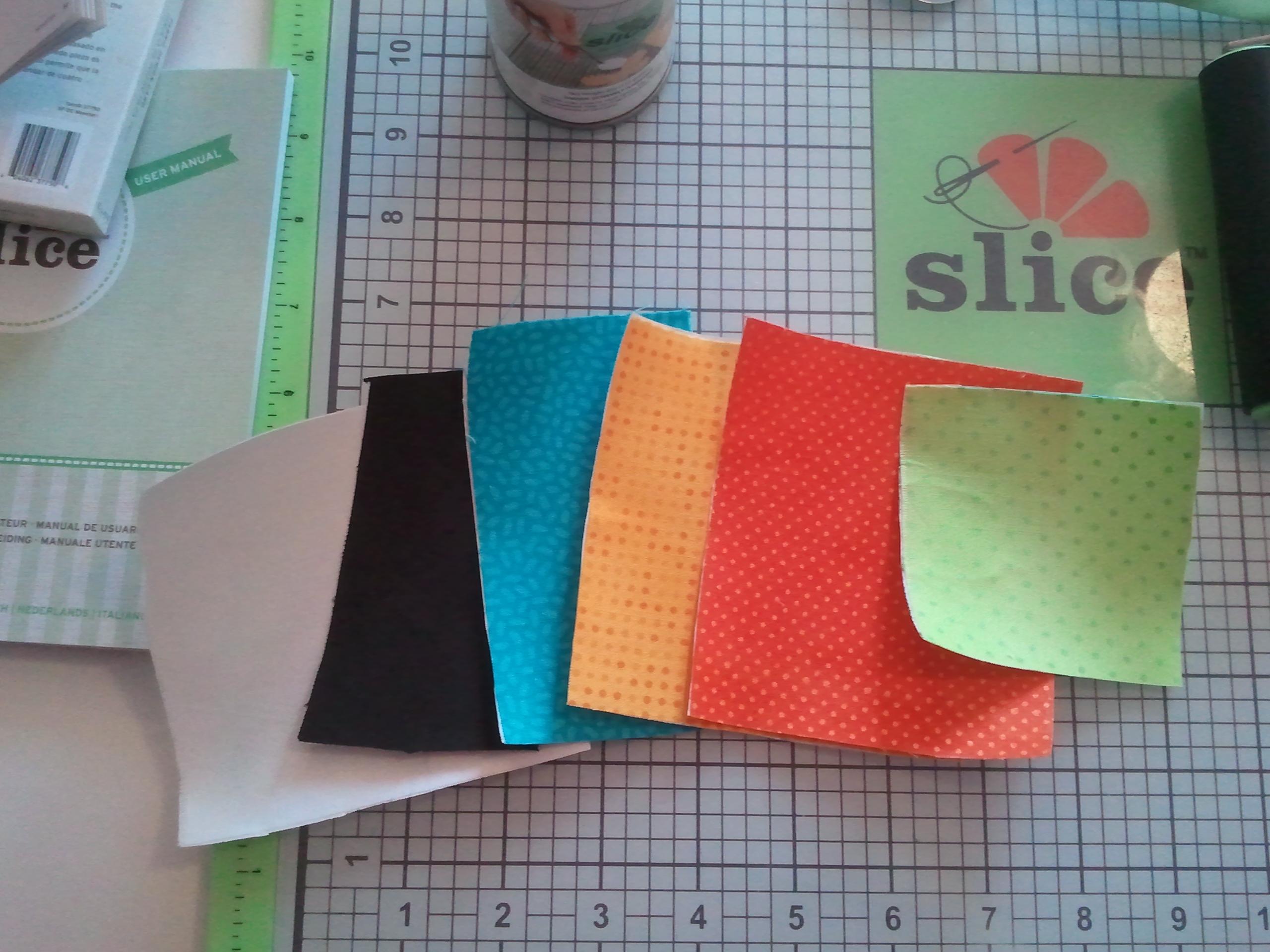 Slice fabrics