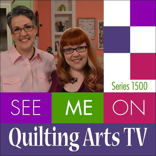Quilting Arts TV Series 1500