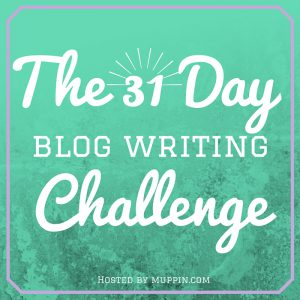 31 day blog challenge (1)