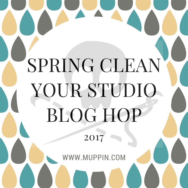 spring clean blog hop 2017