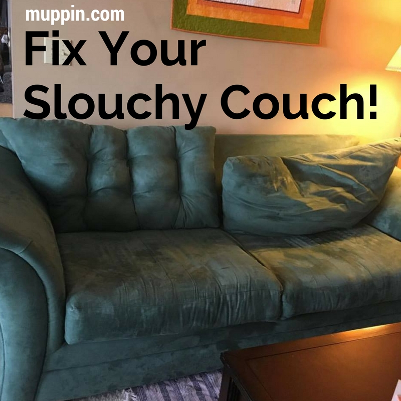 slouchy couch