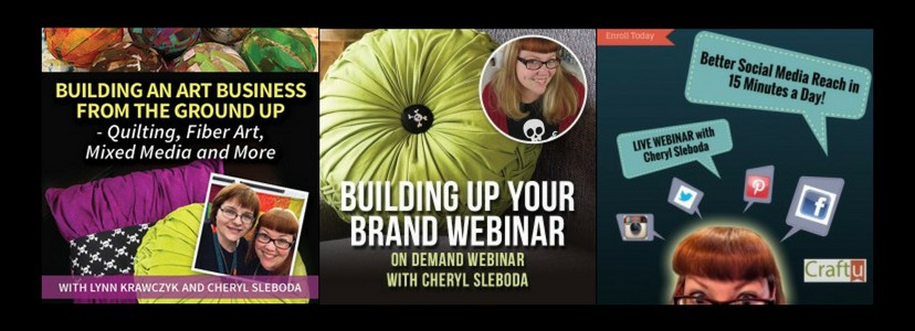 Boost your Art Business with My Webinars!