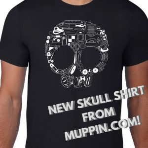 NEW FROM MUPPIN.COM!