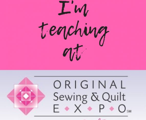 Original Sewing and Quilt Expo