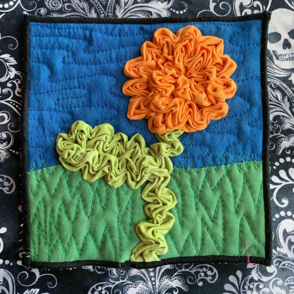 Blog Hop Cheryl Sleboda Textiles Technology Texture Teacher