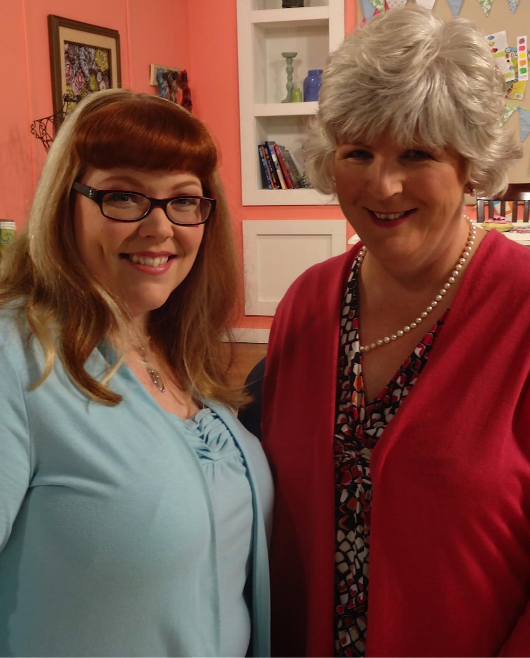 Cheryl and Catherine Redford