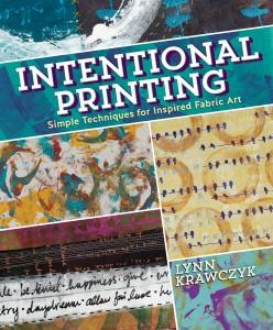 Intentional Printing - jacket art
