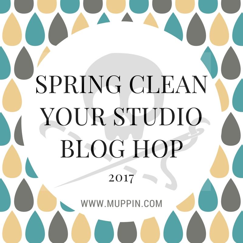 spring clean blog hop 2017